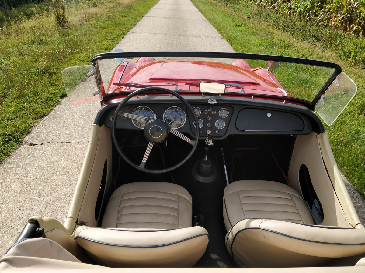 1960 Triumph TR3 '60 For Sale (picture 5 of 6)