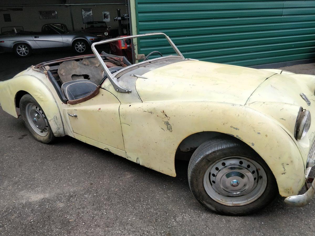 1962 Triumph TR3B '62 Rare make For Sale (picture 3 of 6)