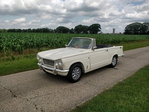1968 Triumph Vitesse MKI '68 For Sale