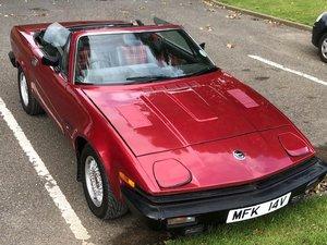 1980 Triumph TR7 Convertible For Sale by Auction