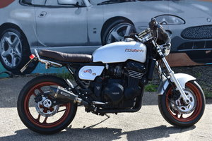 A 1993 Triumph Trophy 900, low mileage example 05/10/2019 SOLD by Auction