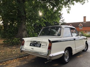 1964 Triumph Vitesse 6 Overdrive For Sale