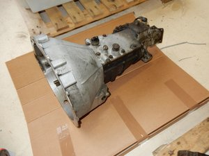 1947 Gearbox and Engine for a Triumph 1800 Roadster For Sale