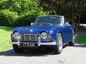 1962 Triumph TR4 For Sale by Auction