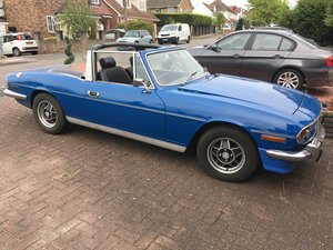 1976 Triumph Stag Automatic For Sale