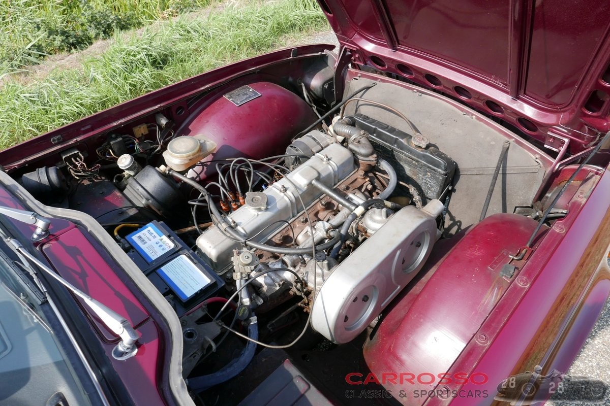 1971 Triumph TR6 in good condition For Sale (picture 3 of 6)