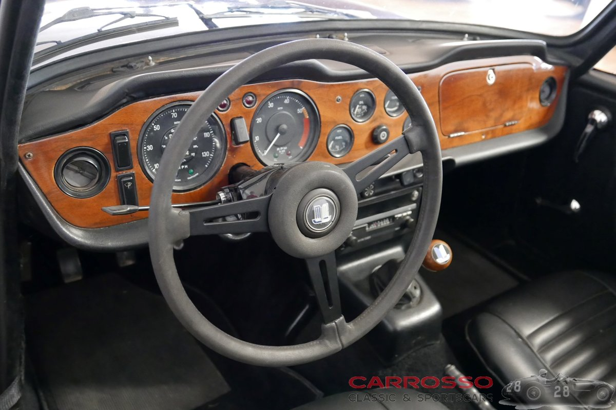 1971 Triumph TR6 in good condition For Sale (picture 5 of 6)