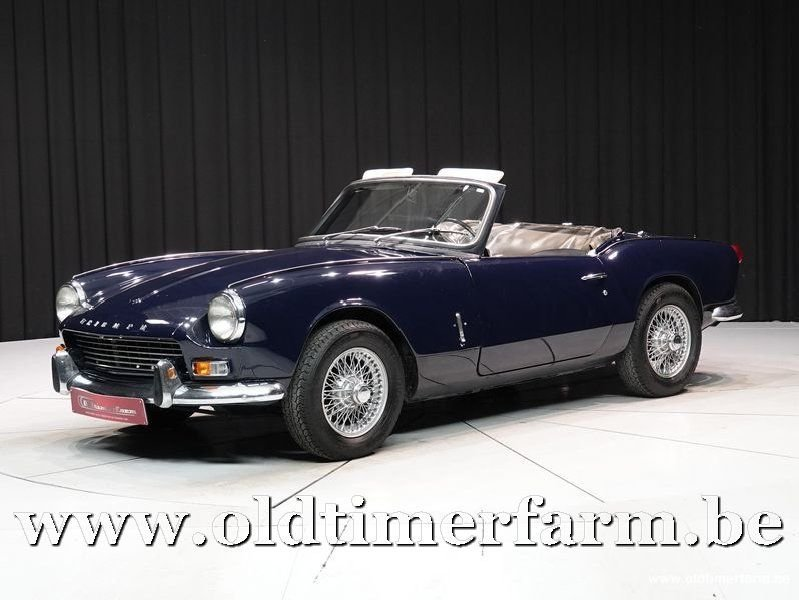 1968 Triumph Spitfire MK3 '68 For Sale (picture 1 of 6)