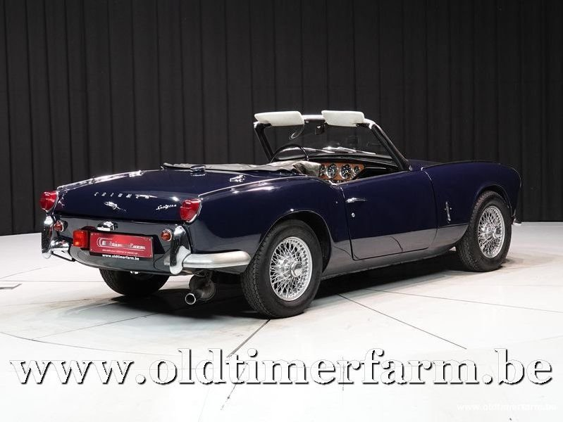 1968 Triumph Spitfire MK3 '68 For Sale (picture 2 of 6)