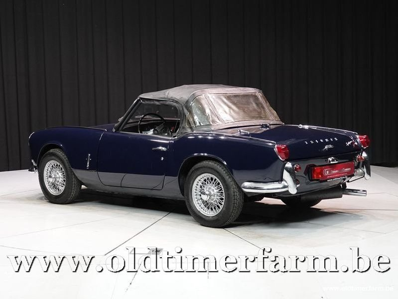 1968 Triumph Spitfire MK3 '68 For Sale (picture 6 of 6)