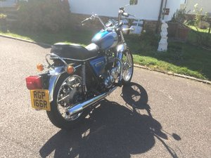 1977 Triumph T140 Bonneville For Sale