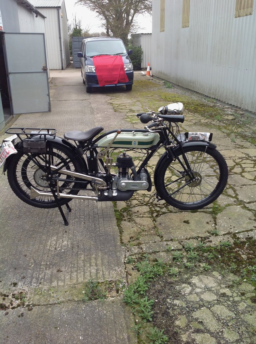 1926 Triumph model q For Sale (picture 2 of 6)