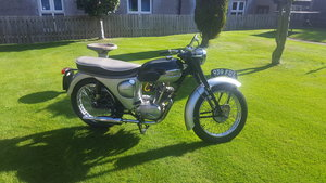 1962 Triumph Tiger Cub T20 For Sale