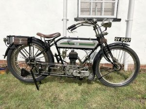 1914 Triumph Model H For Sale by Auction