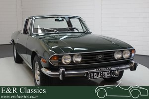 Triumph Stag Cabriolet 1976 British Racing Green