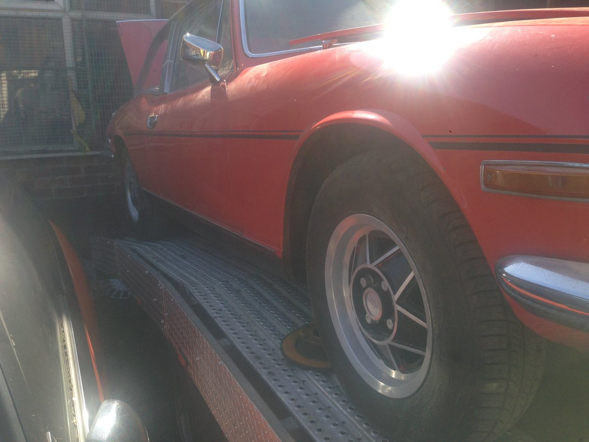 1974 Triumph Stag V8  For Sale (picture 3 of 6)