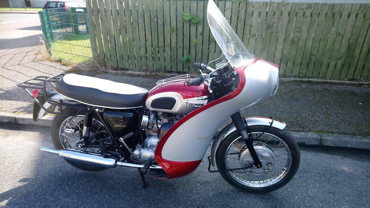 1968 Triumph T120 Bonneville For Sale (picture 1 of 1)