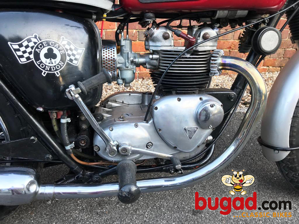 Triumph T100SS - 1963 Reg - 500cc Tiger 100, Lovely Engine SOLD (picture 3 of 6)