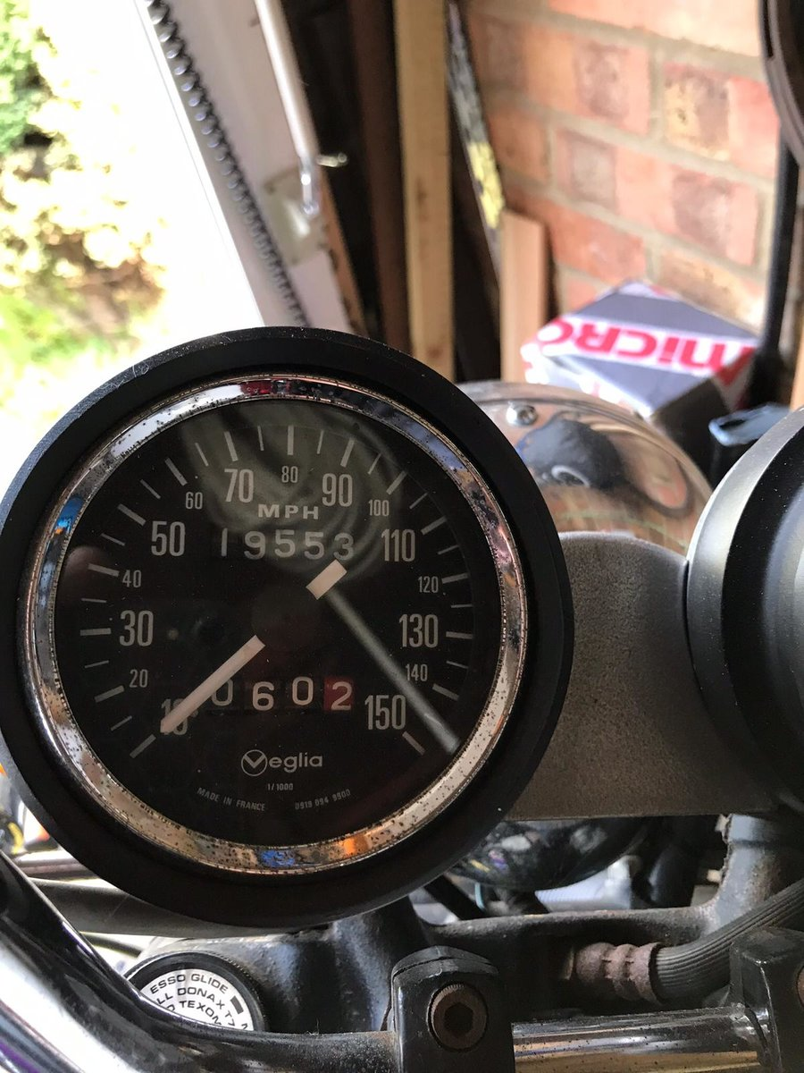 1982 Triumph thunderbird TR65 For Sale (picture 3 of 6)