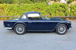 1968 Triumph TR5 LHD Concours condition For Sale