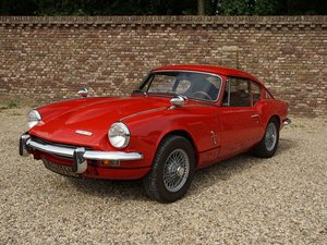 1969 Triumph GT6 Mk2 Long-Term ownership 40+ yrs, extensive histo For Sale