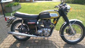 1973 Trident T150v, runs and rides. Clean and tidy  For Sale