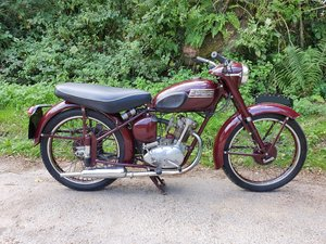1955 Triumph Terrier 149cc For Sale