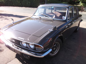 1970 2.5 PI SALOON MANUAL O/D For Sale