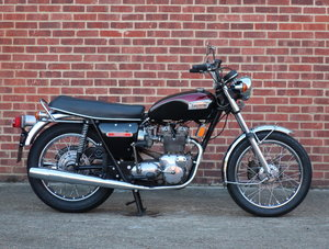 Picture of 1973  Triumph T150V Trident