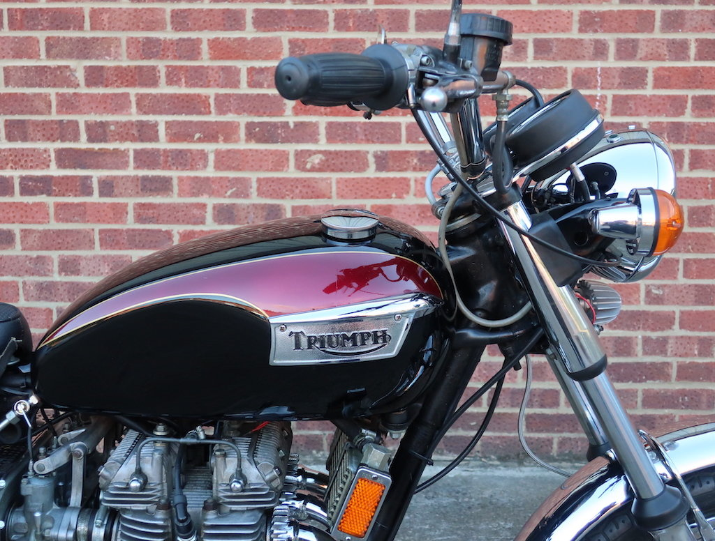 1973 Triumph T150V Trident For Sale (picture 2 of 6)