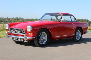 1963/A TRIUMPH ITALIA 2000 For Sale
