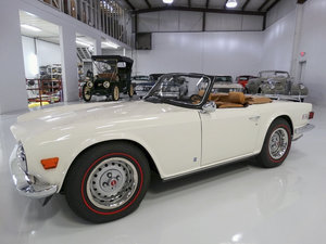 Picture of 1973 Triumph TR-6 Roadster SOLD