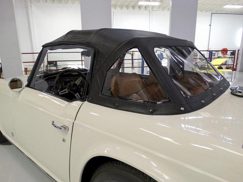 1973 Triumph TR-6 Roadster  For Sale (picture 2 of 6)