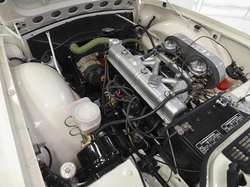 1973 Triumph TR-6 Roadster  For Sale (picture 5 of 6)
