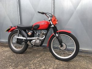 Picture of 1965 TRIUMPH TRIALS TRAIL CUB DUAL PURPOSE BIKE MOUNTAIN CUB ACE