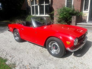 Picture of TRIUMPH TR 6 1972 OVERDRIVE  19750 euro SOLD