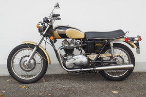 1971 Triumph T 120 Bonneville For Sale