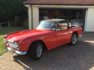 1964 Triumph TR4 For Sale