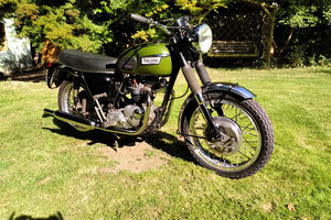 1970 Triumph TR6P with very interesting history