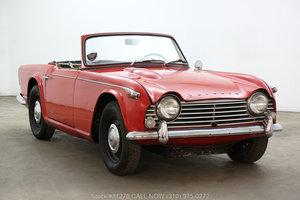 1967 Triumph TR4 For Sale