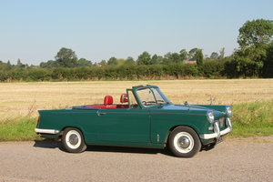 Herald 1200/1500 Convertible Sensibly modified  For Sale