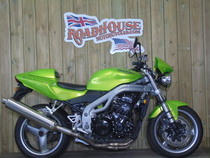 Triumph Speed Triple 955i 2003 Only 14,000 Miles From New
