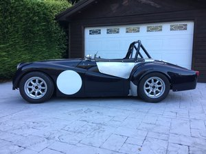 1959 TR3A Competition Car For Sale