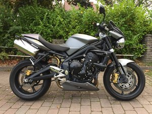 2009 Triumph Street Triple R For Sale