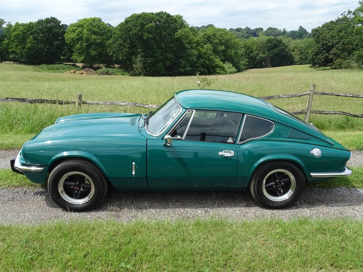 1973 Triumph GT6 Mk3, Excellent condition,85000m,good history. SOLD (picture 2 of 6)