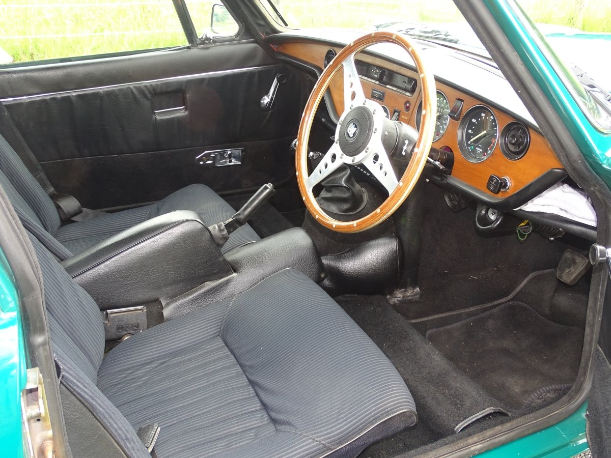 1973 Triumph GT6 Mk3, Excellent condition,85000m,good history. SOLD (picture 4 of 6)