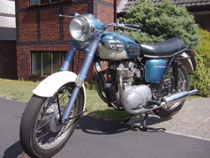 1967 Triumph 3TA (350cc) Ready to Ride - Devon For Sale