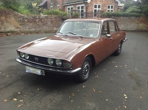 1977 Triumph 2500TC saloon (S)  For Sale