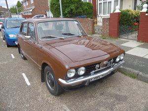 1980 Dolomite HL 1500  Colour  Russet Brown  £3750 auto