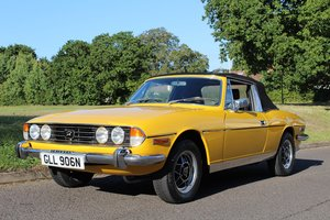 Triumph Stag Auto 1975 - To be auctioned 25-10-19 For Sale by Auction